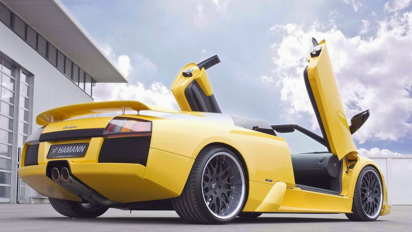 yellow-beautiful-car