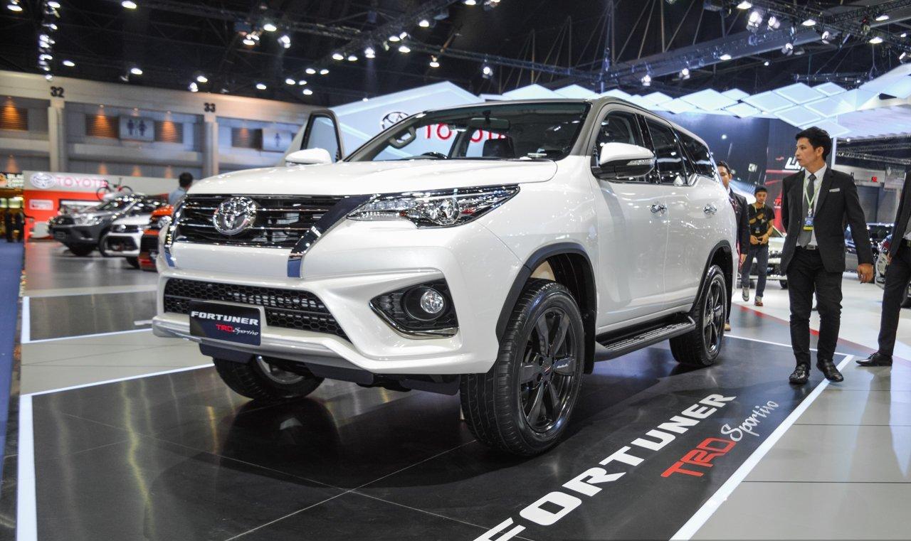 2016 2017 Toyota Fortuner Thailand - Jack Autos Thailand